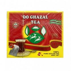 DO GHAZAL TEA, BLACK TEA PURE CEYLON 100 BAGS