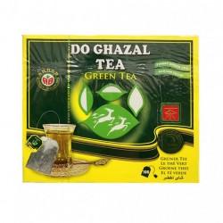 DO GHAZAL TEA GREEN TEA 100BAGS
