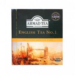 AHMAD TEA ENGLISH NO.1 teabag 100 x 2 g