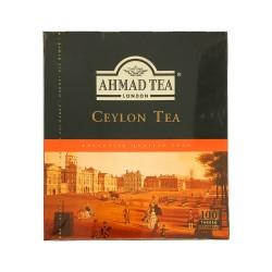 AHMAD TEA CEYLON 100X2G