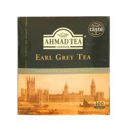 Ahmad Tea Earl Grey Tea 100x2g