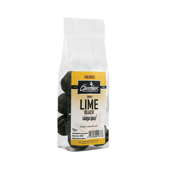 Greenfields Dried Black Lime 75G