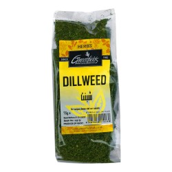 Greenfields Dried Dill 75G