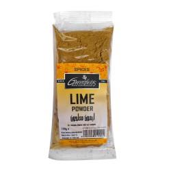 Greenfields Lime Powder 100G