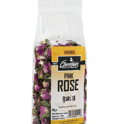 Greenfields Pink Rose Buds 50G