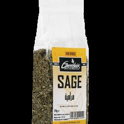 Greenfields Sage Herbs 50G