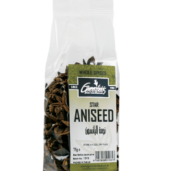 Greenfields Whole Star Aniseed 75G