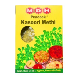 MDH Kasoori Methi (Peacock) 100G