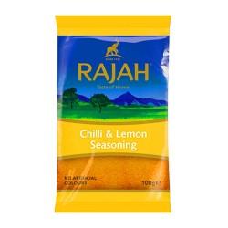 Rajah Chilli and Lemon Seasoning 100G