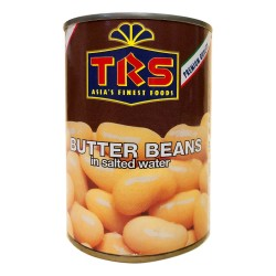 TRS Butter Beans In Salted Water 400G