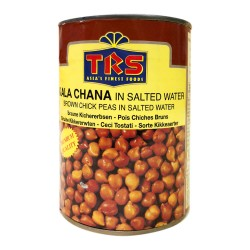 TRS Boiled Brown Chickpeas in Salted Water 400G