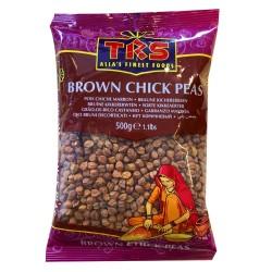 TRS Brown Chick Peas (Kala Chana) 500G