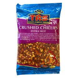 TRS Crushed Red Chillies (Extra Hot) 100G