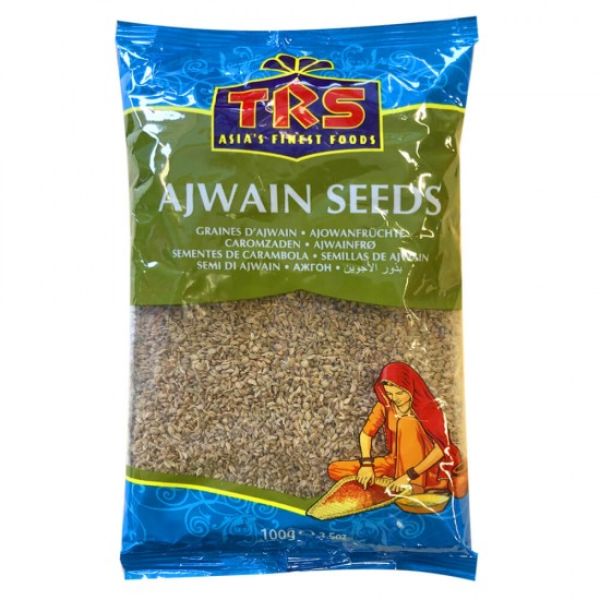 TRS Ajwain Seeds (Lovage /Carom) 100G