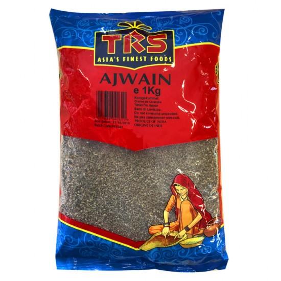 TRS Ajwain Seeds (Lovage /Carom) 1KG