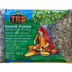 TRS Panch Puren (Mixture of Exotic Spices) 100G