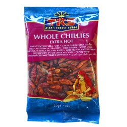 TRS Whole Red Chilies (Extra Hot) 50G