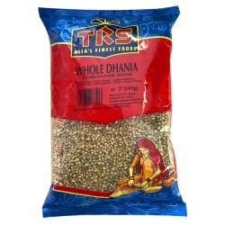 TRS Whole Coriander (Dhania Seeds) 750G
