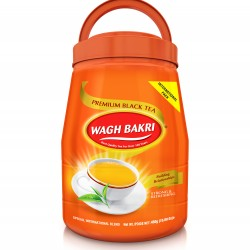 Wagh Bakri Black Premium Tea 450G