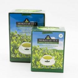 MOKHTAR TEA GREEN LOOSE TEA 500G
