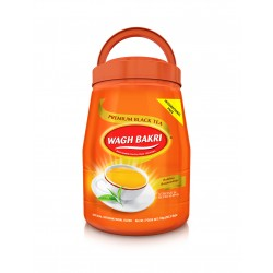 Wagh Bakri Black Premium Tea 1Kg