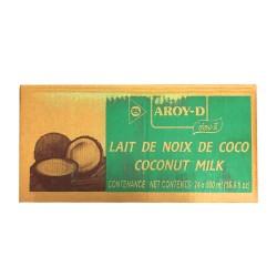 Aroy-D Coconut Milk 24 X 500ml