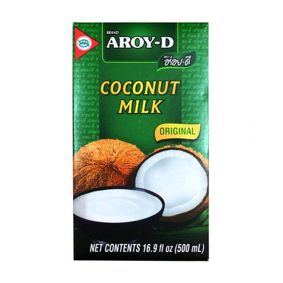 Aroy-D Coconut Milk 500ml