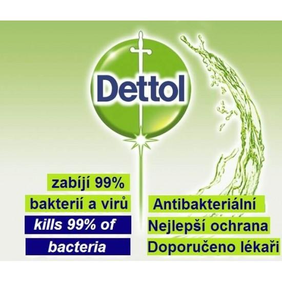 Dettol antibacterial soap 125g